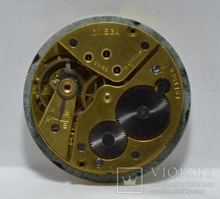 Механизм для карманных часов OMEGA
