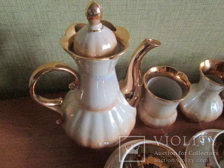 Сервиз кофейный Городница 6 персон., фото №3
