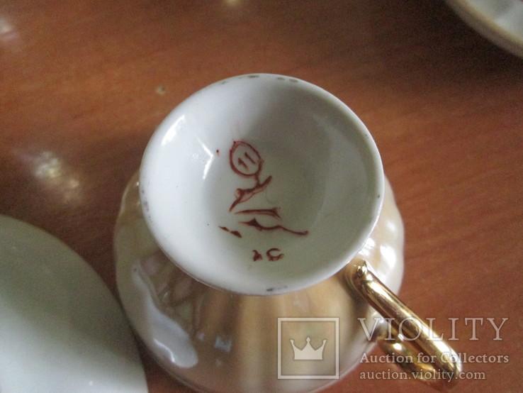 Сервиз кофейный Городница 6 персон., фото №12