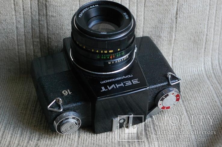 Зенит-16, № 03379, КМЗ, Выпуск 1978 год., фото №4