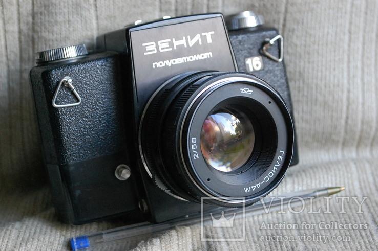 Зенит-16, № 03379, КМЗ, Выпуск 1978 год., фото №7