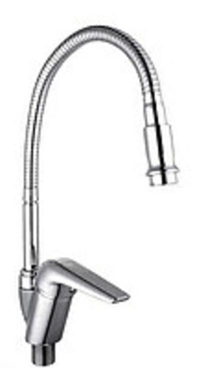 Смеситель для кухни DOMINO DBR-203 SM (гибкий)