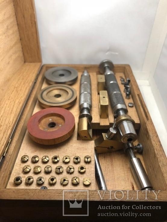 Часоаой инструмент Boley