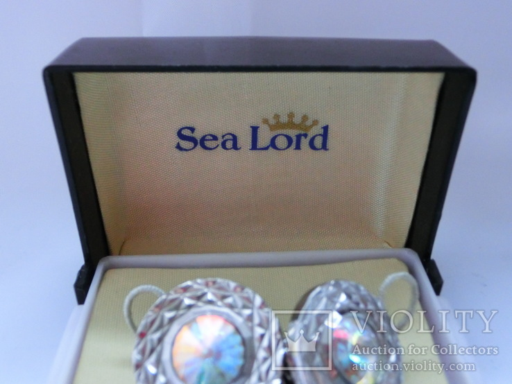 Запонки Sea Lord, фото №3