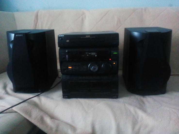 Sony HCD RX 50. Музыкальный центр.