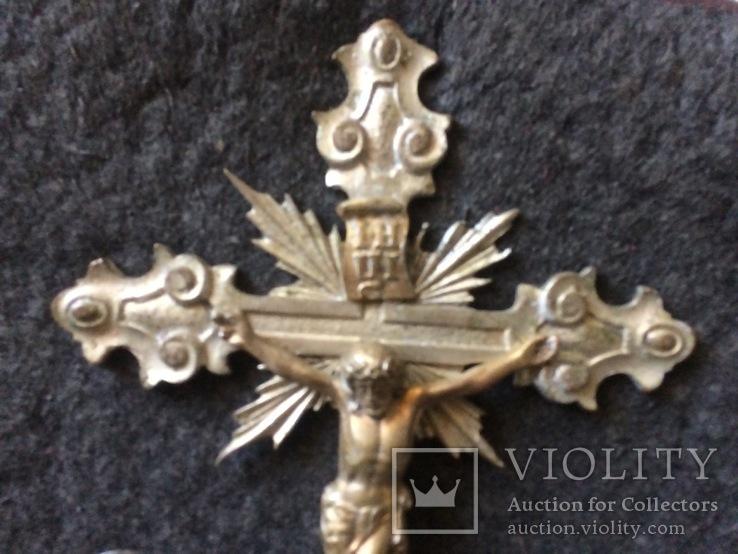 Крест-распятие на рукояти, фото №11