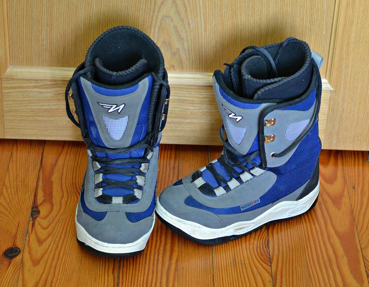 Ботинки для сноуборда Nidecker 26,5 см - «OXO VIOLITY» 5f535ac89ff