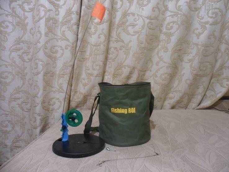 Жерлицы (10 шт. оснащенные) Fishing