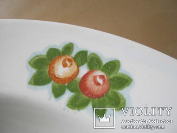 Две тарелки с праздничными датами СССР, фото №5