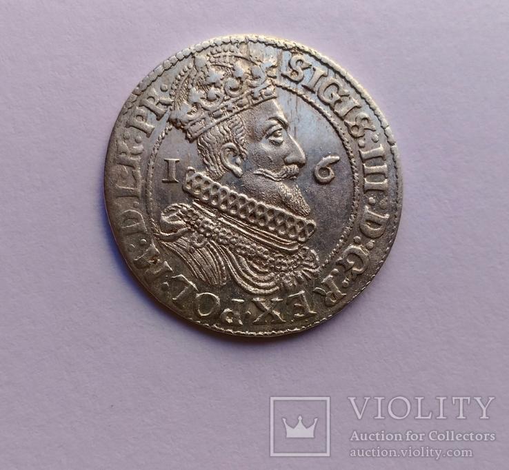 Гданський орт 1623 р.