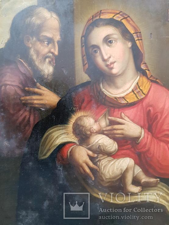 Икона Блаженное Чрево Пресвятой Богородицы