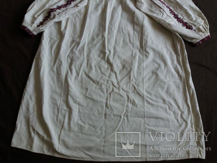 Сорочка женская домотканная, фото №4