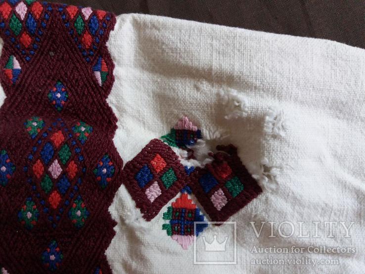 Сорочка женская домотканная, фото №5