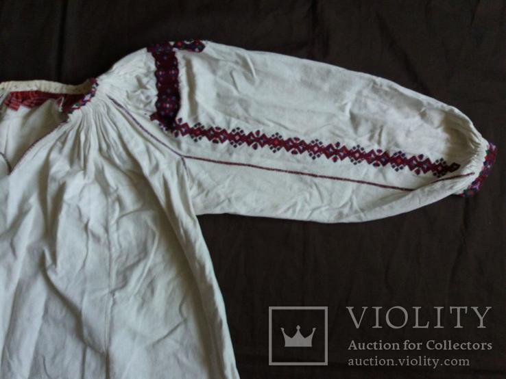Сорочка женская домотканная, фото №6
