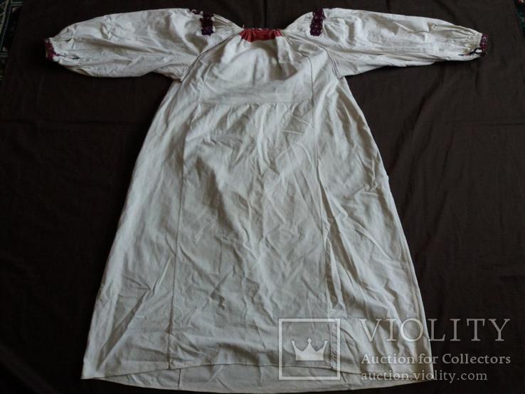 Сорочка женская домотканная, фото №8