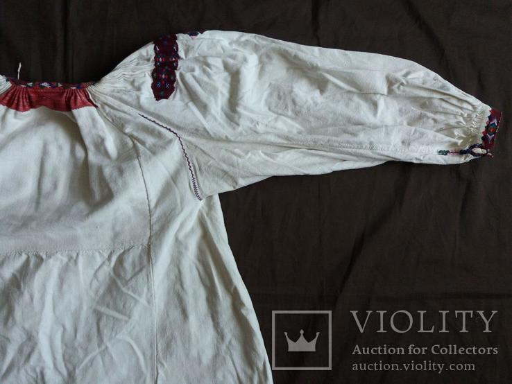 Сорочка женская домотканная, фото №9