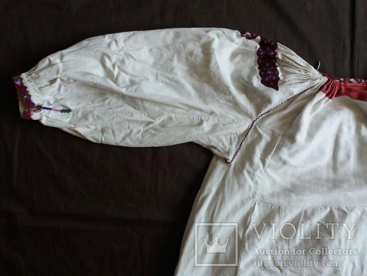 Сорочка женская домотканная, фото №10