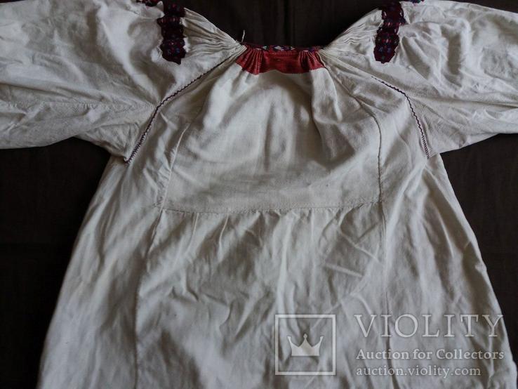 Сорочка женская домотканная, фото №11