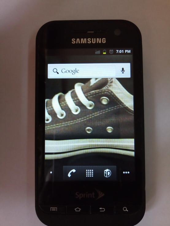 Samsung Conquer 4G SPH-D600