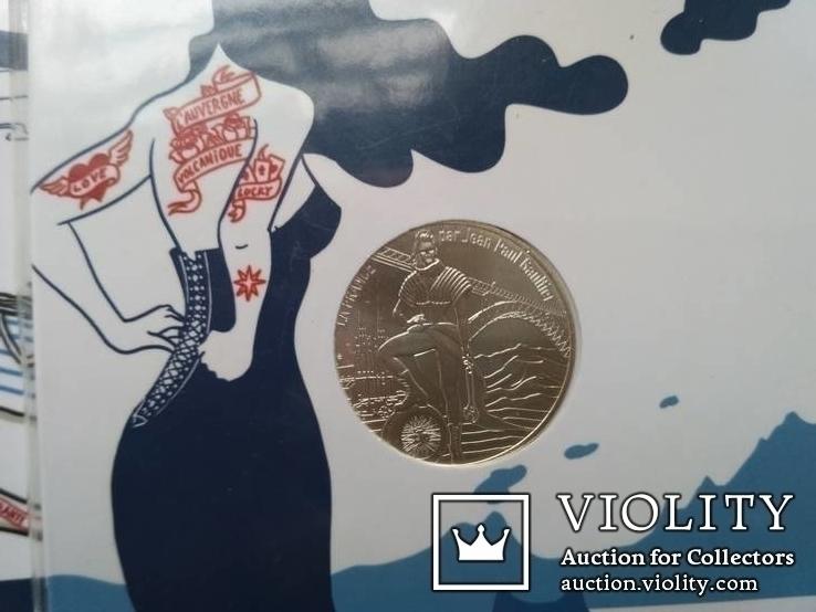 10 евро серебро Франция 4 шт. =40 ЕВРО, фото №5