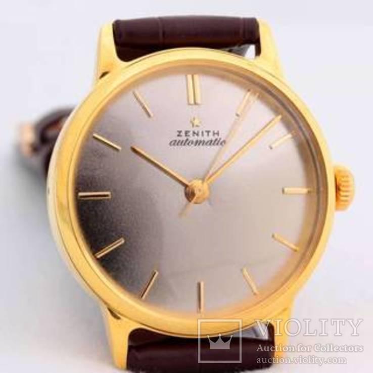 Часы наручные Zenith с автоподзаводом 20 jewels