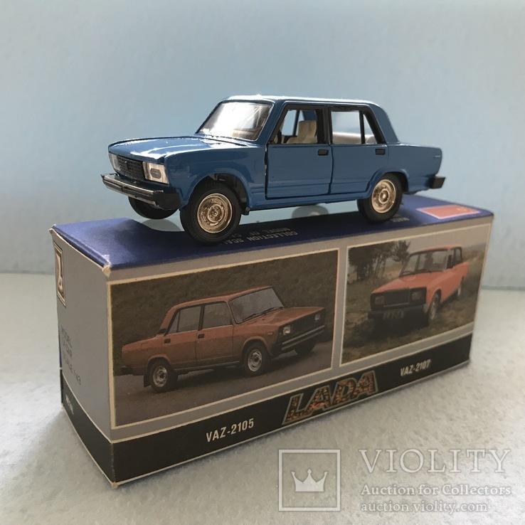ВАЗ 2105 из коллекции