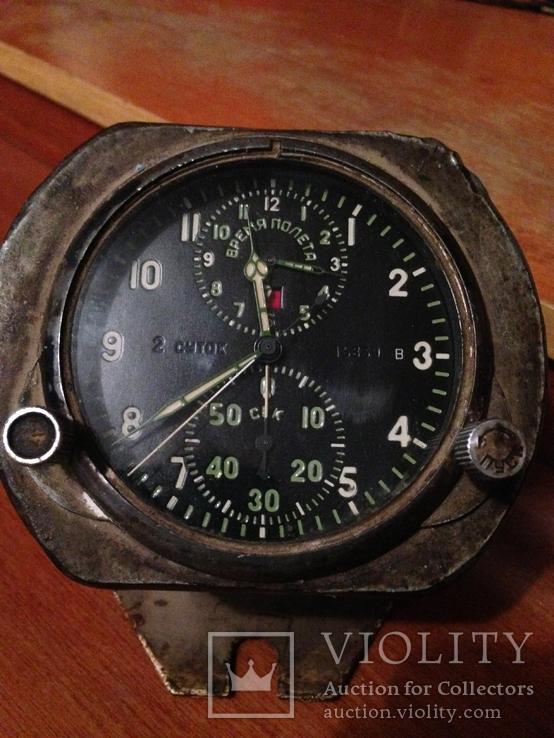 Авиационные часы АЧС-1 М