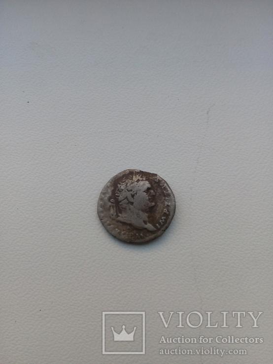 Динарий Тит (реверс Венера Каллипига)