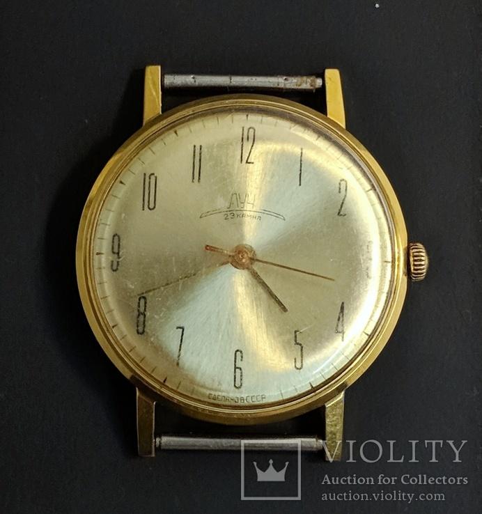 Часы Луч AU20