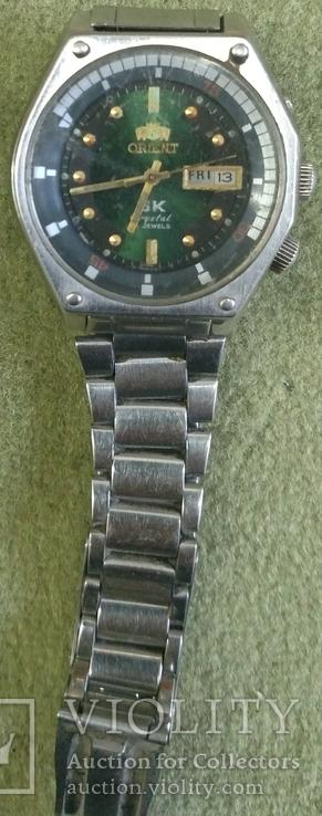 Orient SK с браслетом