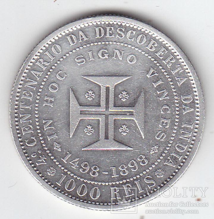 1000 Рейс 1898 400 Лет Открытию Индии, Португалия