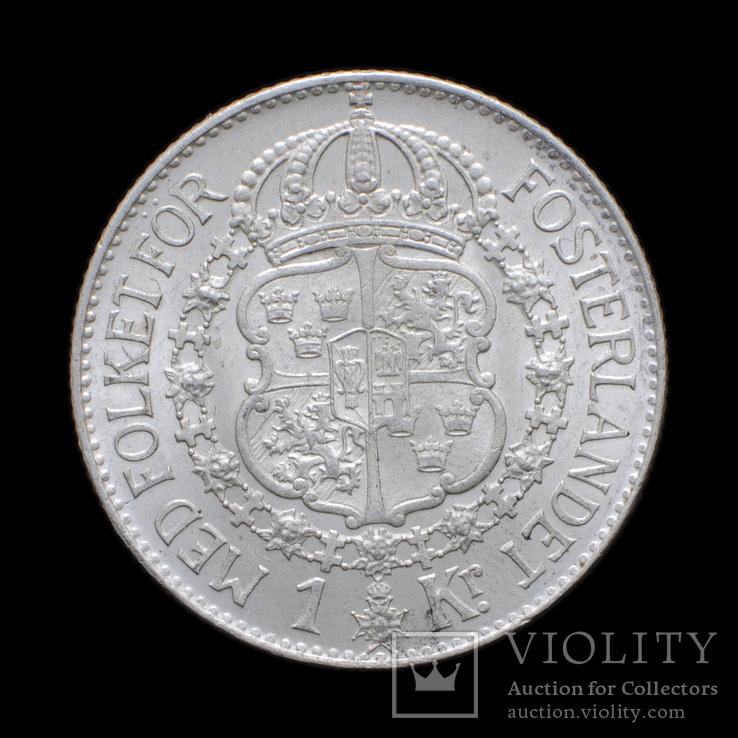 1 Крона 1932 Густав V, Швеция