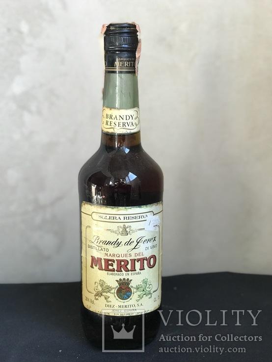 Jerez Brandy merito 1990s