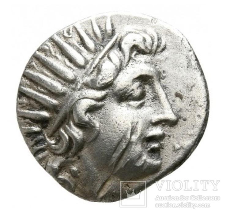 Геліос Родос (170-150 р. до н.е.) срібло