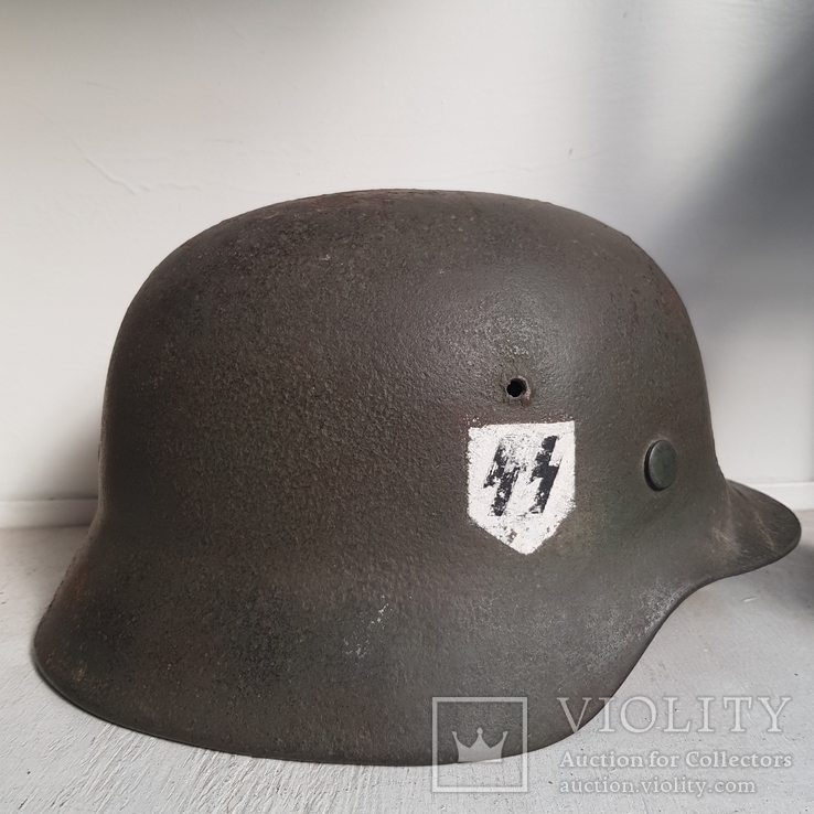 Каска немецкая