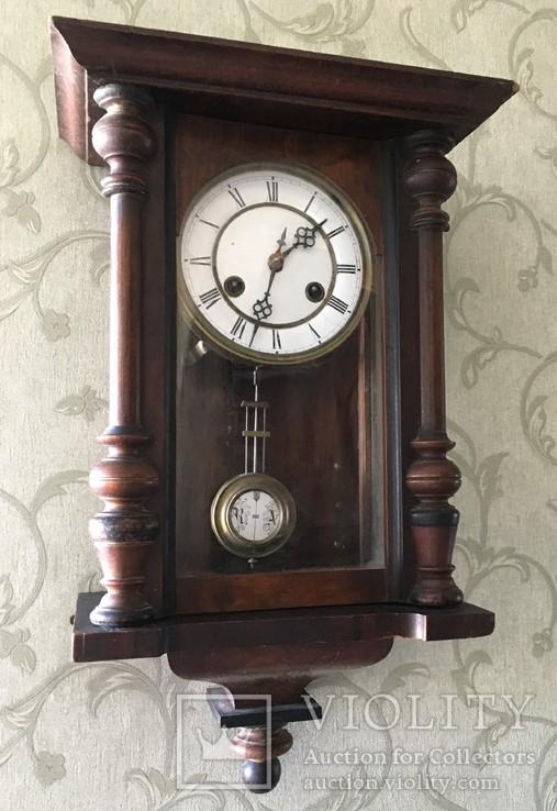 Настенные Часы PHS - Philip Haas & Sohne.