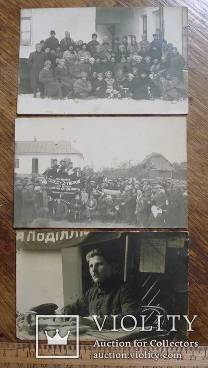 Могилёв - Подольский ранние Советы , три фото., фото №2