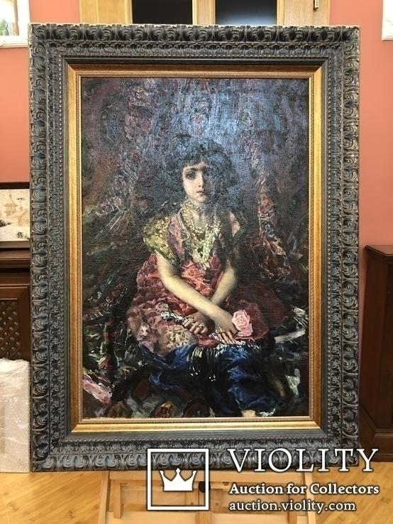 Копия картины М.А.Врубеля