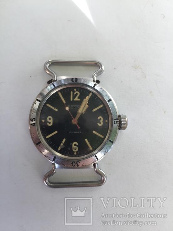 Часы амфибия восток