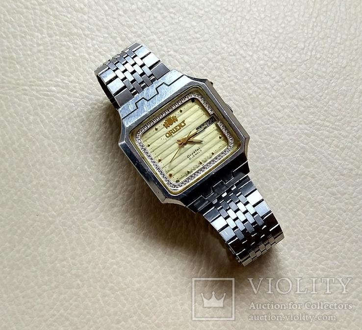 Годинник ORIENT (21 Jewels Crystal) c автозаводом