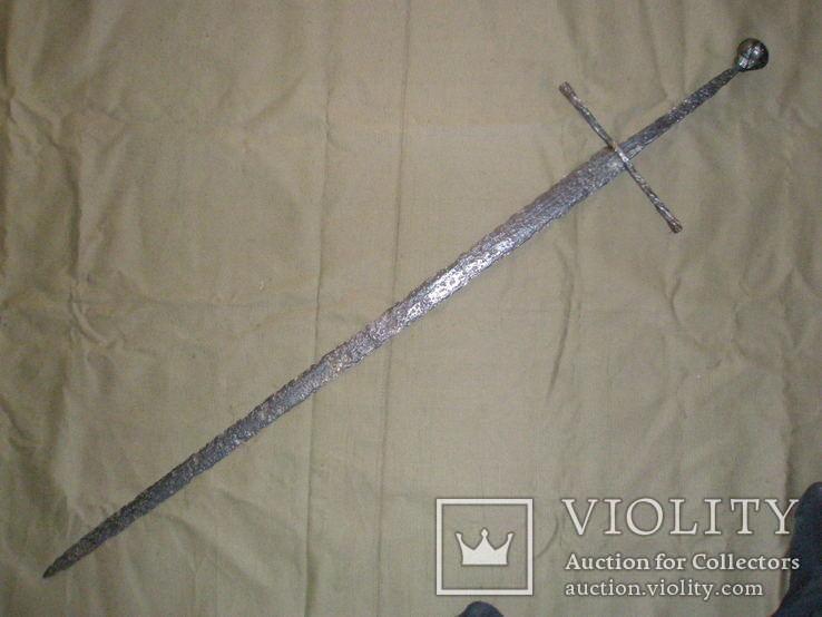Півтораручний меч-бастард ХІІІ-ХІV ст.