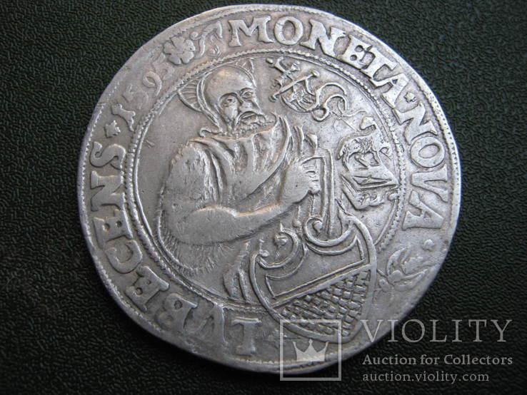 Талер 1595