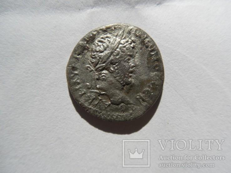 Драхма Каракаллы, г. Кесария Каппадокийская
