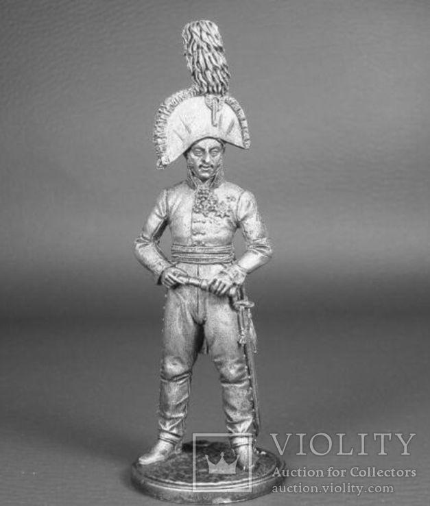 Россия.Генерал-лейтенант князь П.И.Багратион.1805 г, фото №2