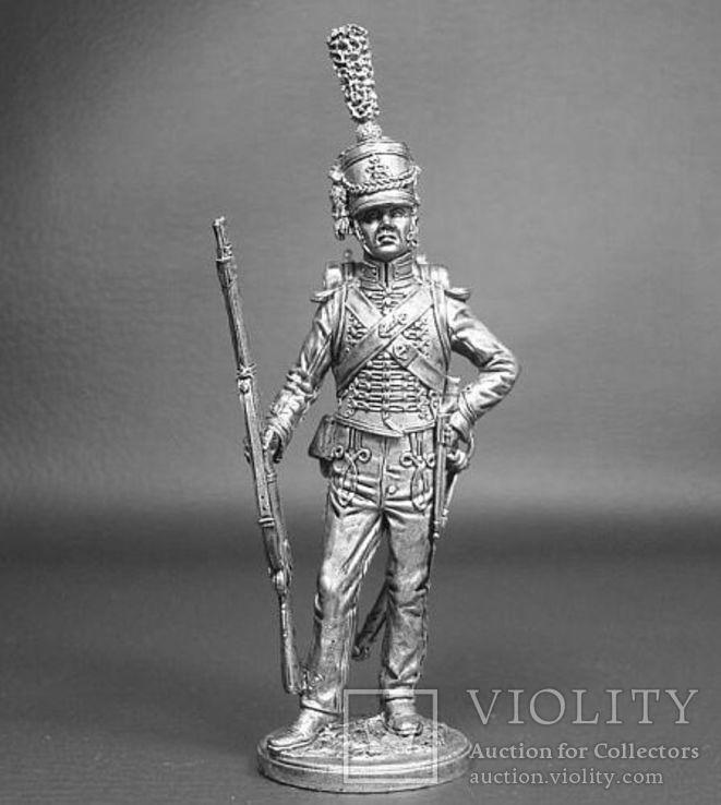 Франция. Рядовой гвардейской морской пехоты 1810 г.