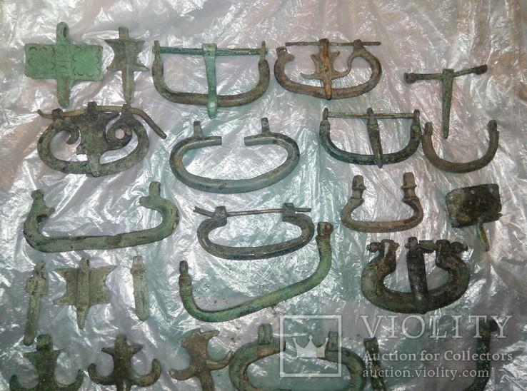 Пряжки и язычки ЧК РИМ, фото №11