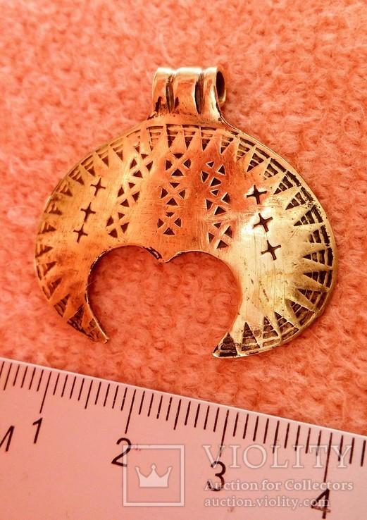 Лунница Реплика-реконструкция IV-V век, фото №3