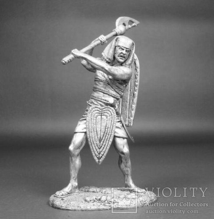 Древнеегипетский пеший воин, XV-XIII века до н.э.