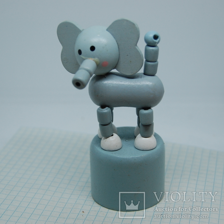 Слоник. Танцующий. 100мм