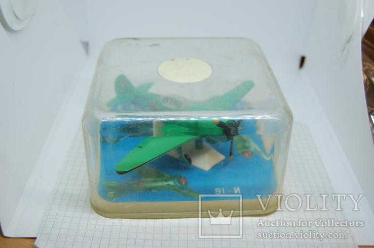 Самолет Ла-2. в коробочке, фото №3